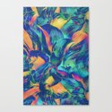 Tropical Mood 2 Canvas Print