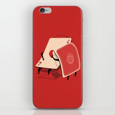 the Brave of Hearts iPhone & iPod Skin