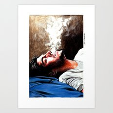 Zayn Malik #1 Art Print