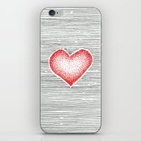 I Love You This Much iPhone & iPod Skin
