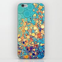 Sky and Leaves iPhone & iPod Skin