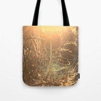 Gothic Sunrise Tote Bag