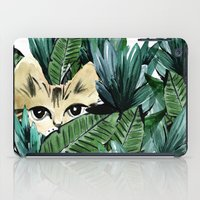 Crouching Tiger iPad Case