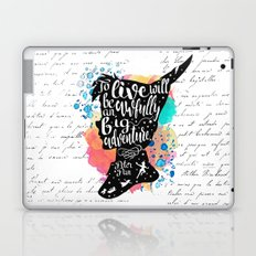 Peter Pan - To Live Laptop & iPad Skin