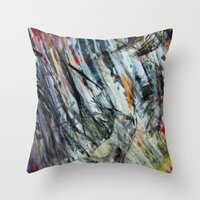 Unbrevitus Throw Pillow