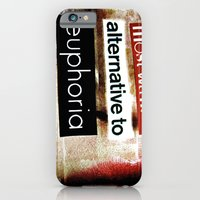 iPhone & iPod Case featuring Euphoria by Cade Leebron