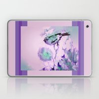 Finch Bird Laptop & iPad Skin