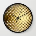 CUBIC DELAY Wall Clock