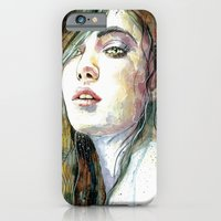 iPhone & iPod Case featuring Heart of a Rainforest by Veronika Weroni Vajdová