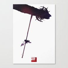 Mass Effect 2 (w/quote) Canvas Print