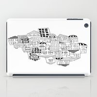 CLUSTER (FXCK) iPad Case