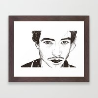 EMM Framed Art Print