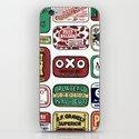 Tins iPhone & iPod Skin
