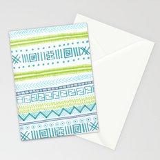 zig zagg Stationery Cards