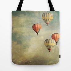Tales Of Far Away Tote Bag
