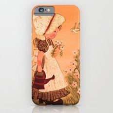 Little girl iPhone 6s Slim Case