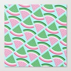 FreshWatermelon Canvas Print