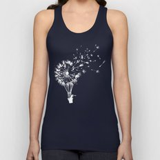 Going Where The Wind Blo… Unisex Tank Top