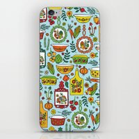 Retro Kitchen iPhone & iPod Skin