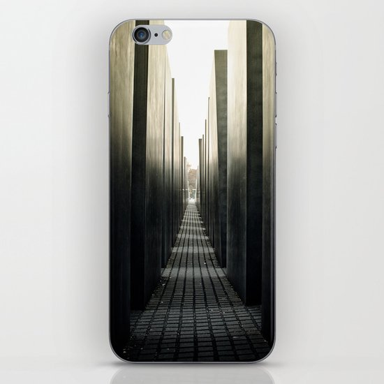 High Street iPhone & iPod Skin