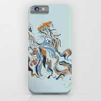 iPhone & iPod Case featuring The Maiden by Kyle Naylor