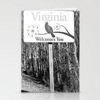 Virginia is for Lovers! Stationery Cards