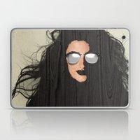 hair 03 Laptop & iPad Skin