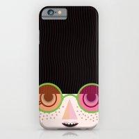 iPhone & iPod Case featuring Mello by Jen Lin Aliaga
