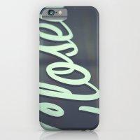 Closed iPhone 6 Slim Case