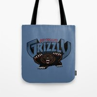 Revenant Grizzly Tote Bag