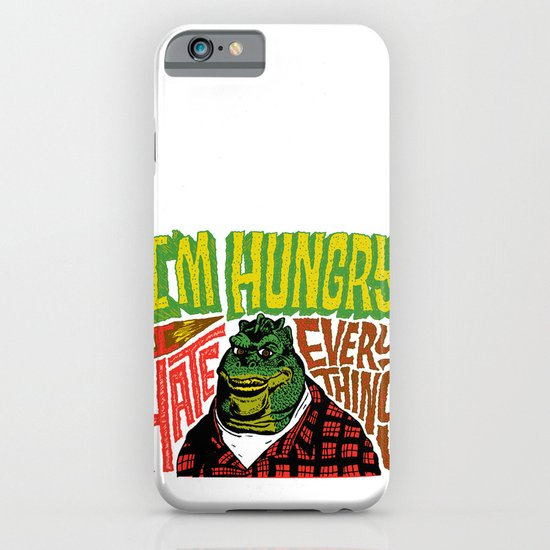 Hungry Earl iPhone & iPod Case