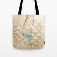 Girl One Tote Bag