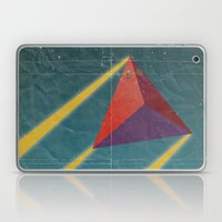 Tetrahedra Of Space Laptop & iPad Skin