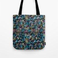 Crystal Points  Tote Bag