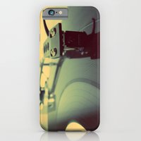 iPhone & iPod Case featuring Needle on the Record by Derek Fleener