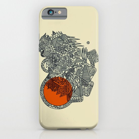 Glysko Sunset iPhone & iPod Case