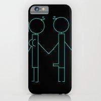 Stick Lust iPhone 6 Slim Case