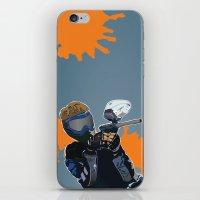 Paintball  iPhone & iPod Skin