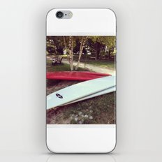 Stand Up Surfboards Water Sport Color Photography iPhone & iPod Skin