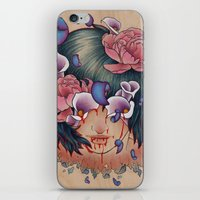 Stains iPhone & iPod Skin