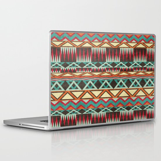 Native. Laptop & iPad Skin