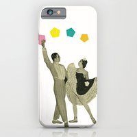 Throwing Shapes on the Dance Floor iPhone 6 Slim Case