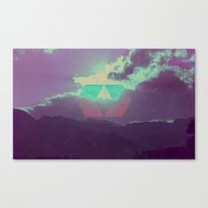 \/ Canvas Print