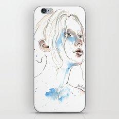 Winter 2016, watercolor iPhone & iPod Skin