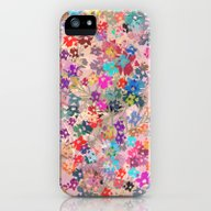 Flower Carpet(41). iPhone (5, 5s) Slim Case