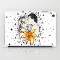 Love is like a Flower... iPad Case
