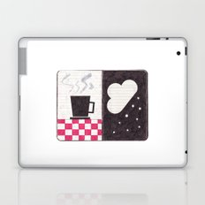 Coffee & Snow Laptop & iPad Skin