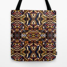 Angle Land Extrapolated Tote Bag