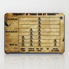 Movie Maths #2 iPad Case