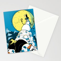 The Last One Standing Stationery Cards